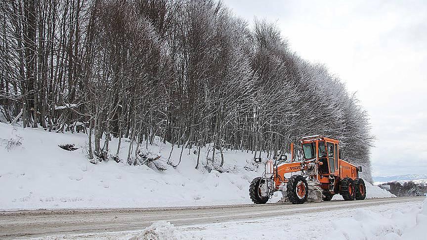 Meteorolojiden buzlanma ve sis uyarısı