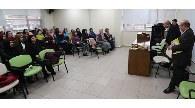 Rize'de Sağlık Evi Ebelerine Eğitim