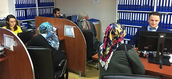 Rize İŞKUR'da 1000 Kişilik TYP'ye 15 Bin Başvuru Yapıldı