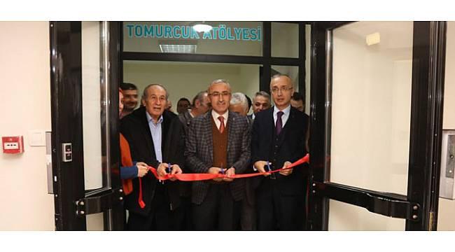 RTEÜ'de Tomurcuk Kuluçka Merkezinin Açılışı Gerçekleştirildi