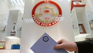 Seçime katılabilecek siyasi partiler bugün açıklanacak