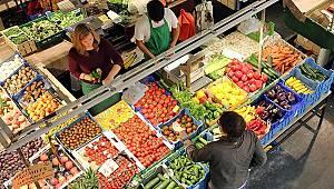 Trabzon'dan 27 ülkeye yaş meyve sebze ihraç edildi