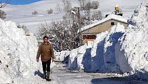 Yurtta soğuk hava ve kar yaşamı olumsuz etkiliyor