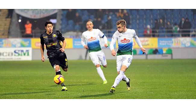 Çaykur Rizespor'dan Malatya'ya 3 Gol 3 Puan