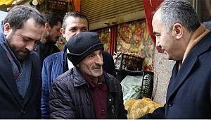 Rahmi Metin: İstişare Halinde Belediye Çalışmalarını Gerçekleştireceğiz