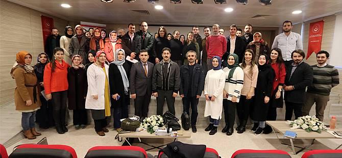 Rize'de Rehber Öğretmen ve ASDEP Personeline Eğitim Verildi