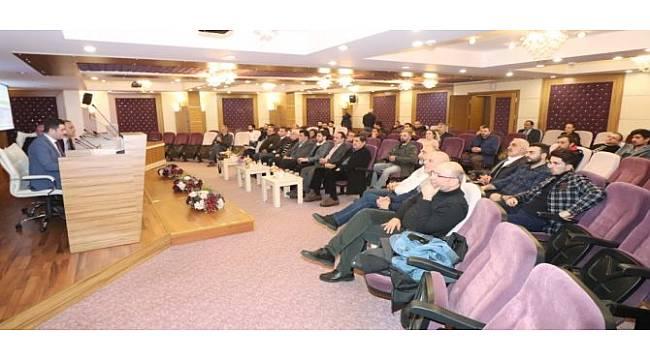 Rize TSO'da KOSGEB Semineri Düzenlendi