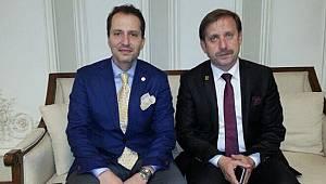 Rizeli Siyasetçi Cemil Çolak, Yeniden Refah Partisi Genel Başkan Yardımcılığına Atandı