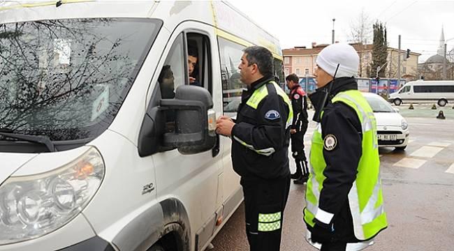 Türkiye genelinde 31 bin 600 okul servisi denetlendi