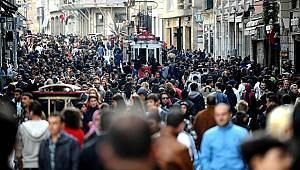 Türkiye'nin nüfusu 82 milyon oldu