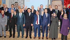 AK Parti Pazar Aday Tanıtım Toplantısına Yoğun Katılım