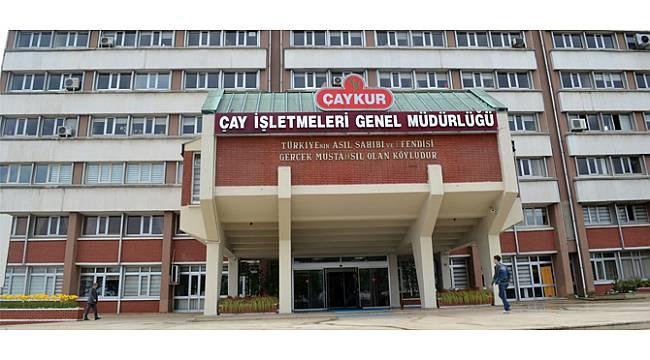 ÇAYKUR'dan Türkiye Varlık Fonu Açıklaması