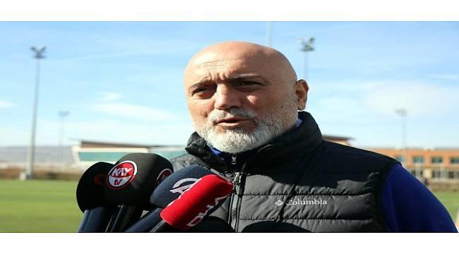 """Hikmet Karaman: """"Ç. Rizespor maçında edilen küfürleri açarsam Türkiye ayağa kalkar"""""""