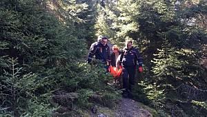 Kayıp İhbarı Yapılan Kişi Ormanlık Alanda Ölü Bulundu