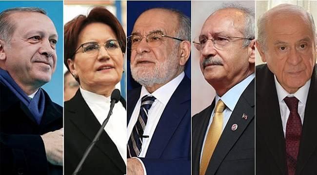 Liderlerin nerede oy kullanacağı belli oldu