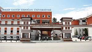 Recep Tayyip Erdoğan Üniversitesi 6 Adet Sürekli İşçi Alacak