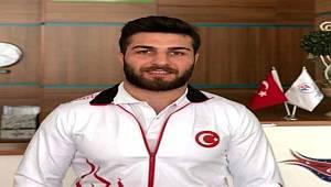 Rize TOHM Güreşçisi Tığcı, Avrupa 3.'sü Oldu