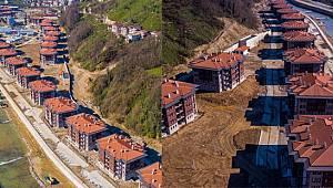 RTEÜ Lojmanlarının İnşaatı Yüzde 90 Tamamlandı