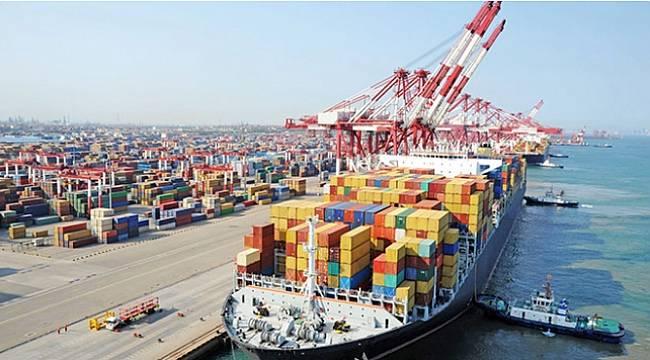 Şubatta ihracat arttı ithalat azaldı