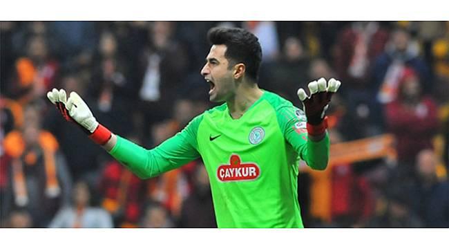 Süper Lig'de 2019'un En İyi Kalecisi Gökhan Akkan