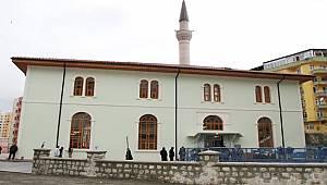 Timya Vadisi Orta Cami Rize'de İbadete Açıldı