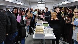 Türk Dil Kurumu Yayınları Recep Tayyip Erdoğan Üniversitesinde