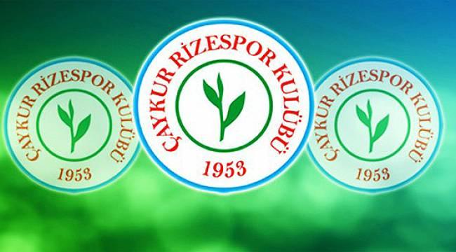 Çaykur Rizespor'dan Yalanlama
