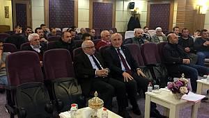 ÇORUH EDAŞ'tan Bilgilendirme Toplantısı