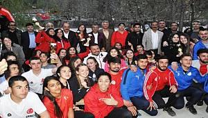 Dünya Kupası'nda Rize'den 3 Takım 4 Kategoride Türkiye'yi Temsil Edecek