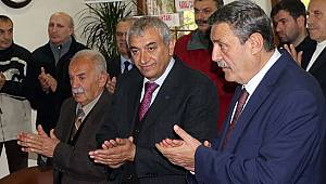 Fındıklı Belediye Başkanı Çervatoğlu, Göreve Başladı