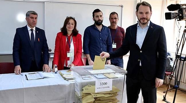 Hazine ve Maliye Bakanı Albayrak: 4,5 yıllık kesintisiz bir dönem başlıyor