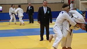 Judo Anadolu Yıldızlar Liginde Rize Erkeklerde Şampiyon, Kızlarda 2. Oldu