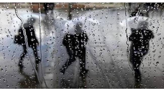 Meteorolojiden yağış uyarısı