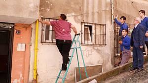 Rize'de İhtiyaç Sahiplerinin Evine
