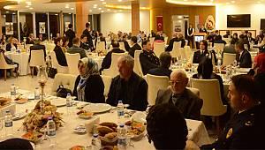 Rize'de Şehit Aileleri ve Gaziler Onuruna Yemek Düzenlendi