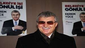 Sakarya'da Ekrem Yüce Büyükşehir Belediye Başkanı Seçildi