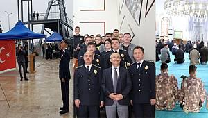 Türk Polis Teşkilatı'nın Kuruluş Yıl Dönümü Rize'de Kutlandı