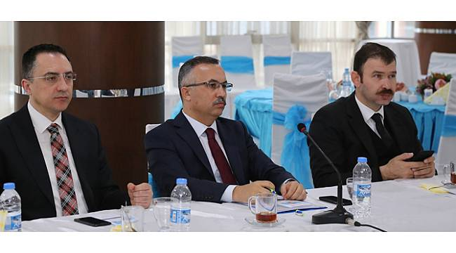 """Vali Çeber: """"Rize'de Seçimler Huzur ve Güven İçerisinde Gerçekleştirildi"""""""
