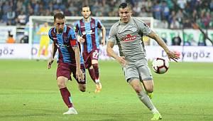 5 Gollü Karadeniz Derbisinin Kazananı Trabzonspor