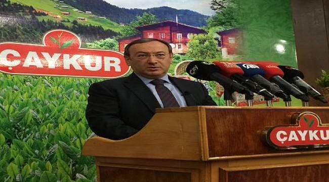 Alim, ÇAYKUR'un 1. Sürgün Kotasını 500 Kg Açıkladı