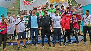 Oryantiring Türkiye Şampiyonası Ayder Yaylasında Yapıldı