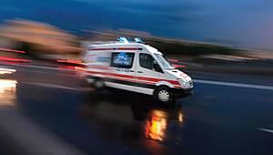 Rize'de Kamyonet Dereye Uçtu: 1 Ölü, 3 Yaralı
