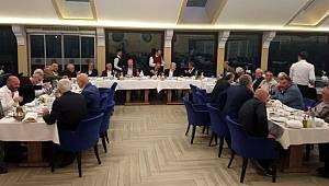 Rize Eski İl Genel Meclis Üyeleri Geleneksel İftarda Buluştu