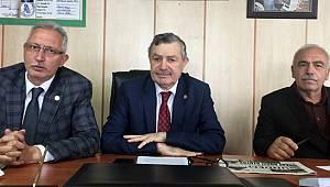 Rize Ziraat Odası Başkanı Paliç: Bu Yıl ki Aidat Ücretimiz 39 TL'dir