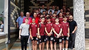 Ardeşenspor Final İçin Ordu'ya Hareket Etti.