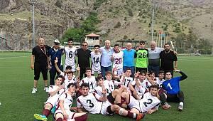 Ardeşenspor Türkiye Şampıyonası 1. Kademede Şampıyon Oldu...