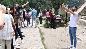 Ayder ve Zilkale'yi Bayramda 80 Bin Kişi Ziyaret Etti