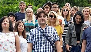 Gürcistanlı Öğrenciler Rize'yi Gezdi
