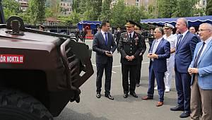 Jandarma Teşkilatının 180. Kuruluş Yılı Rize'de Kutlandı