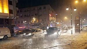 Meteorolojiden Doğu Karadeniz İçin Kuvvetli Yağış Uyarısı